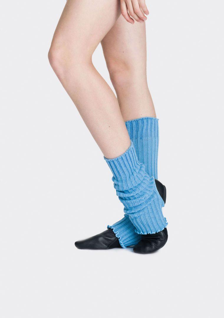 legwarmers blue
