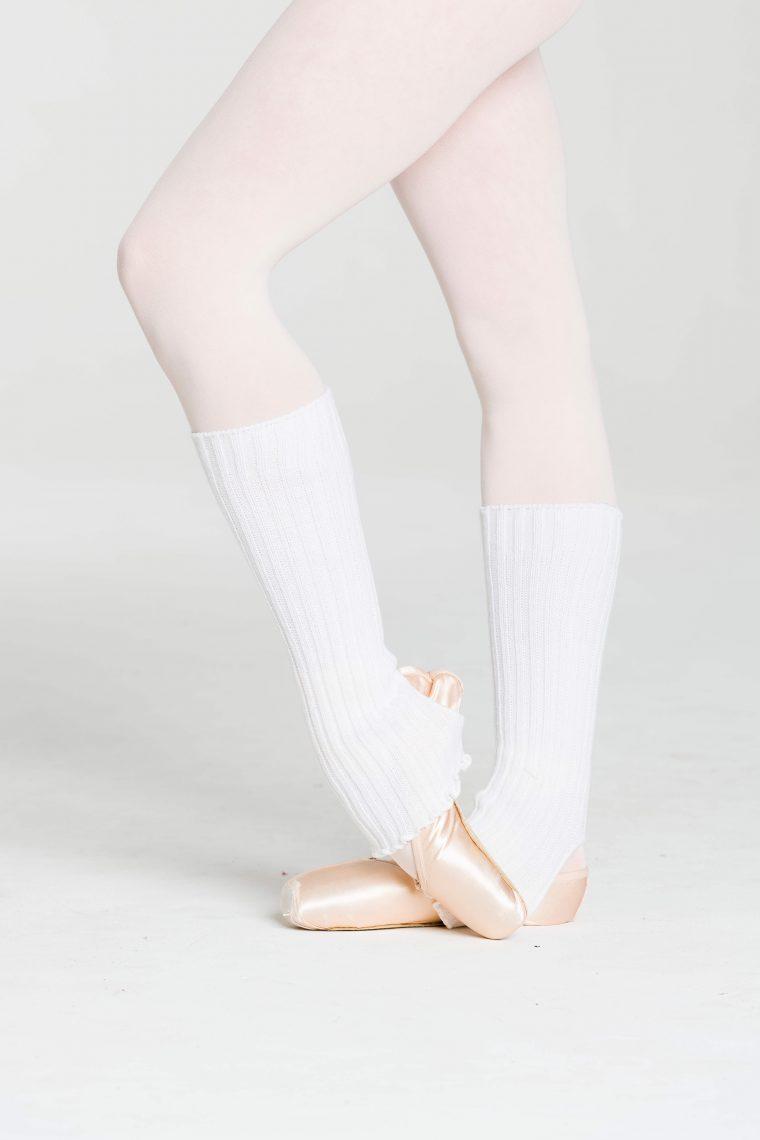 legwarmers white