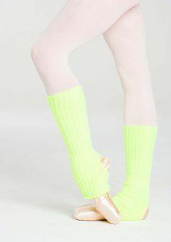 legwarmers yellow