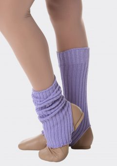 legwarmers small purple
