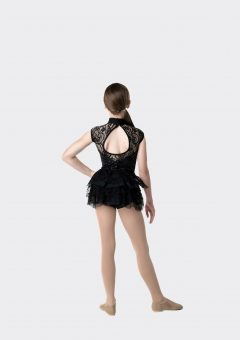 showtime detachable bustle black