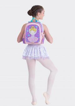 ballerina star backpack