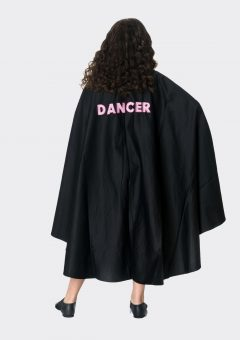 danzcape embroidered pink