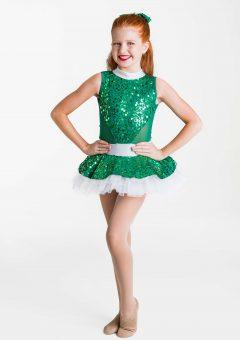 So much cheer dress Emerald