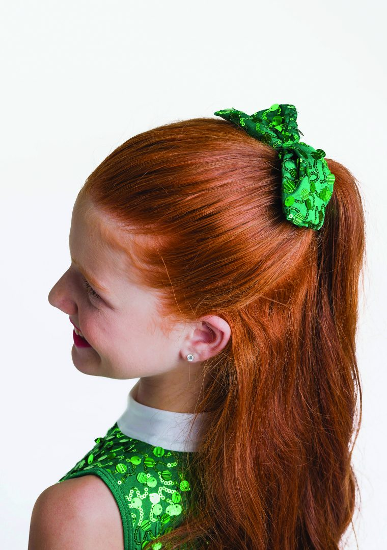 So much cheer hairbow Emerald
