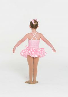 Sherbet fizz tutu dress candy pink