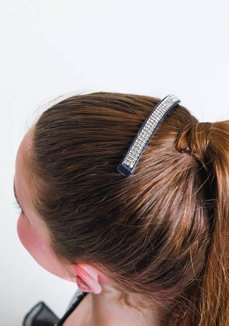 Rock & Roll hair comb