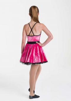 Rock & Roll dress vintage pink