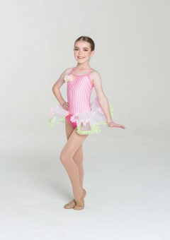 Candy girl dress candy pink