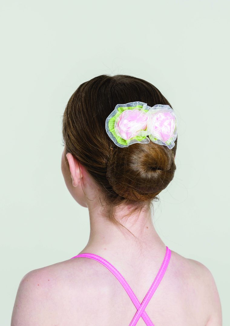Candy girl hair piece candy pink
