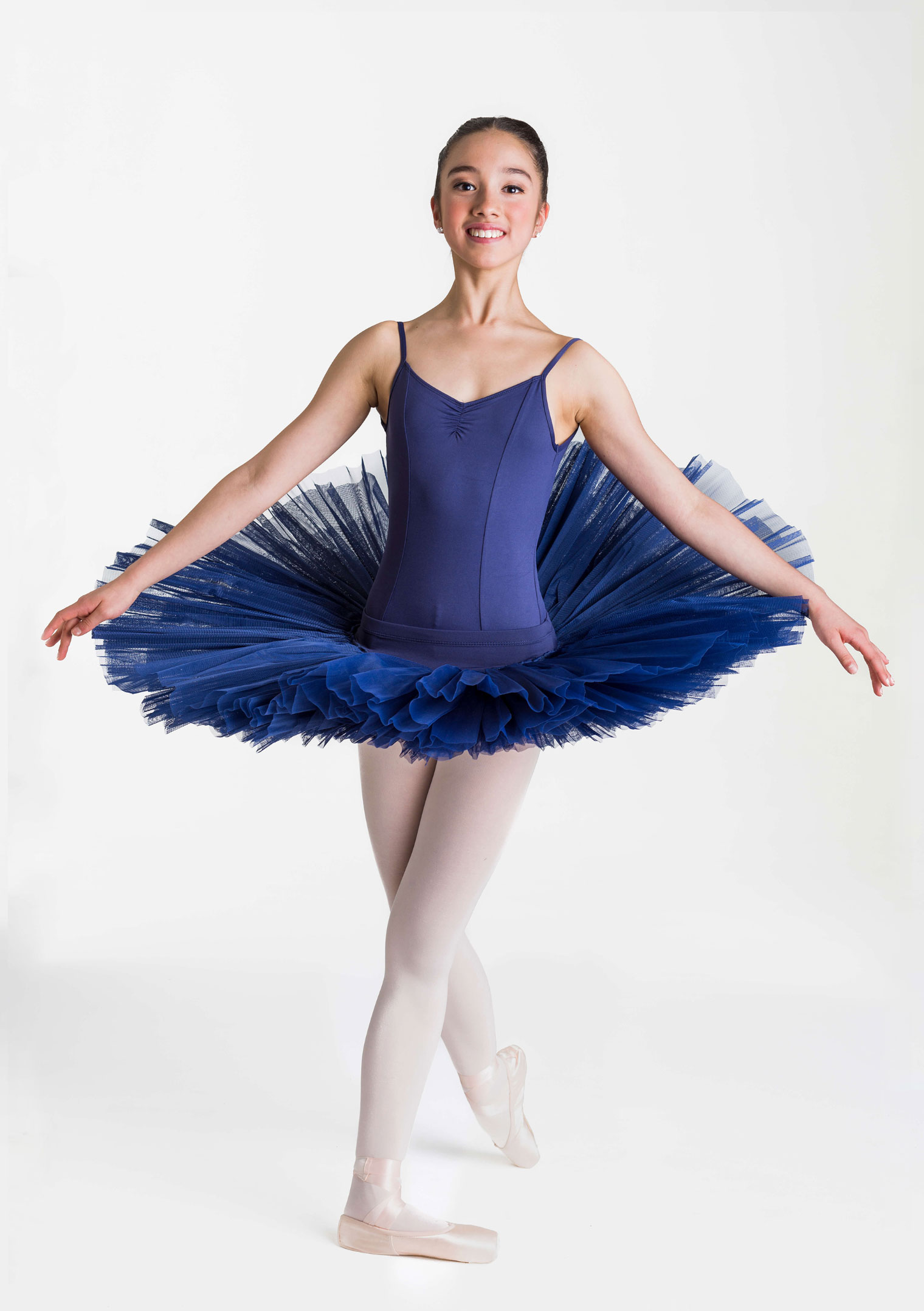 Studio 7 Dancewear Half Tutu Ballet Tutu Ballet Pink