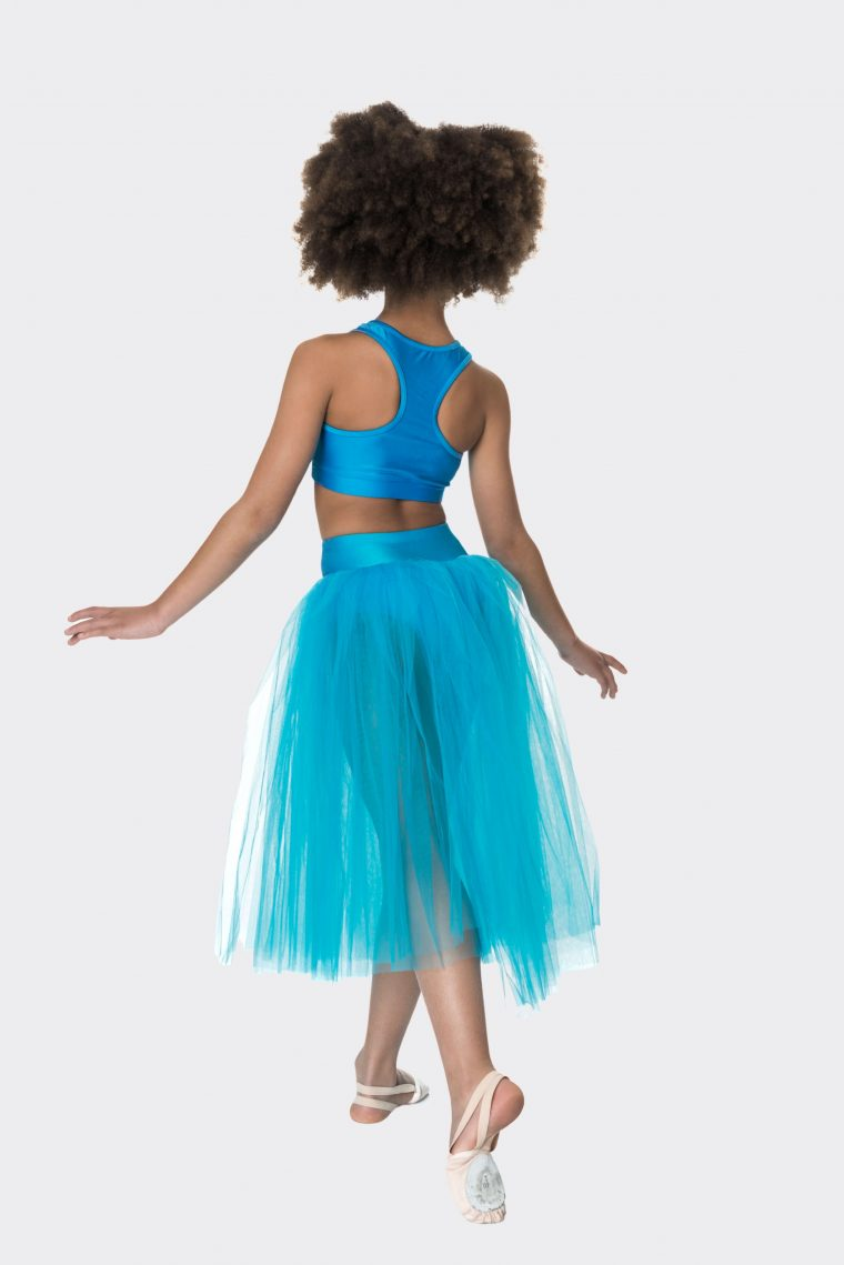 dream romantic tutu skirt turquoise