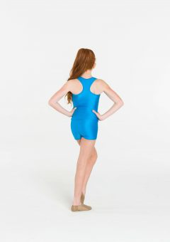 t-back singlet top turquoise