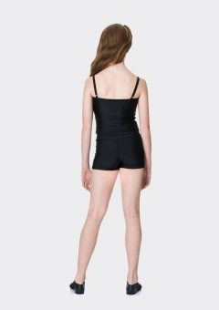 camisole single top black