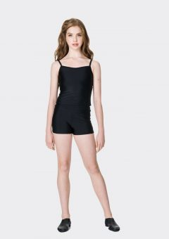 camisole singlet top black