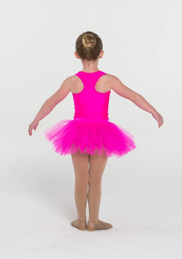 tutu skirt hot pink