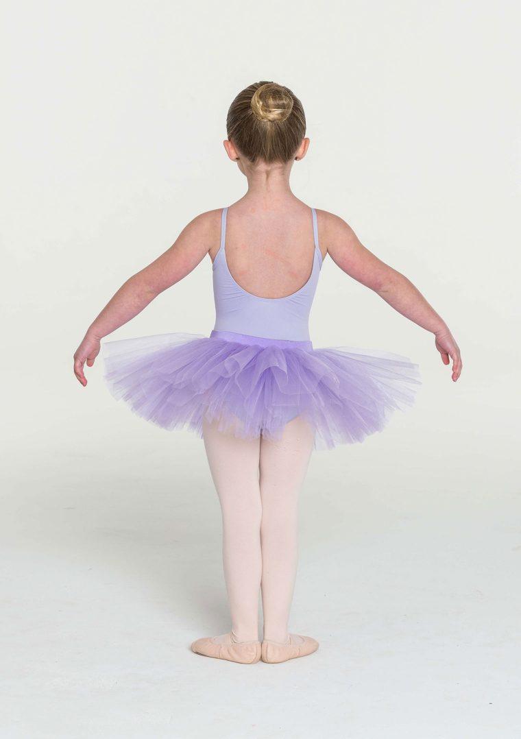 tutu skirt lilac