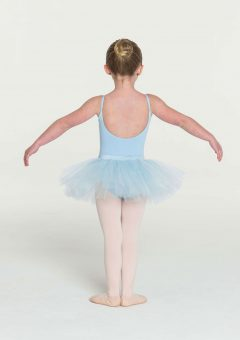 tutu skirt pale blue