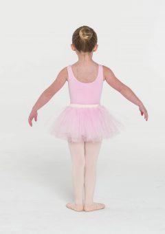 tutu skirt pale pink