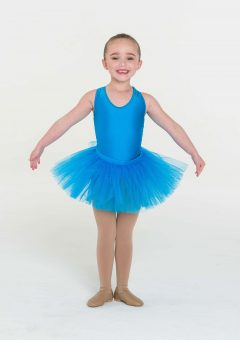 tutu skirt turquoise