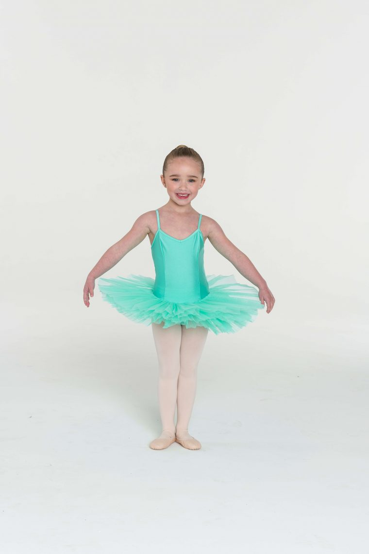 4 layer tutu mint