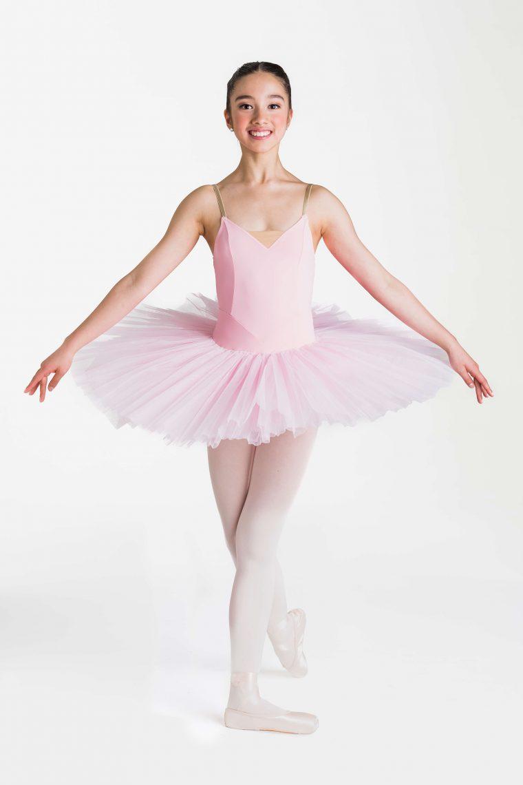 full tutu ballet pink