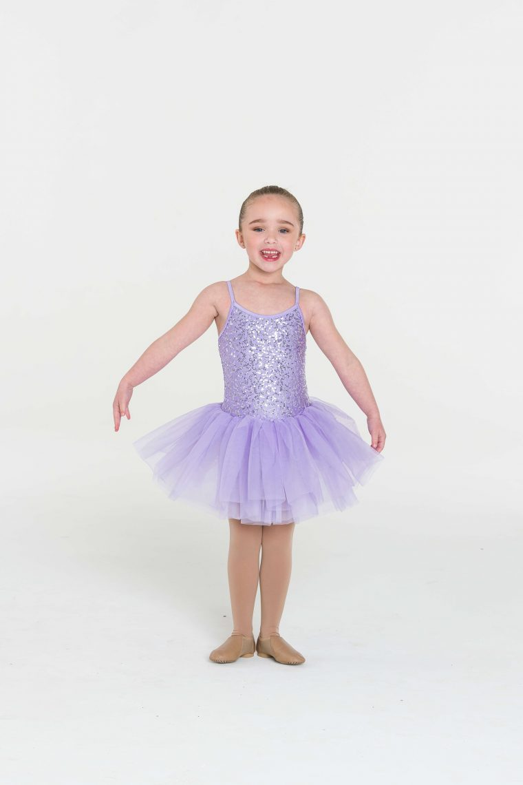 sequin tutu dress lilac