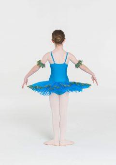 majestique tutu turquoise