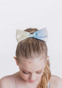 Unicorn Tutu Dress Rainbow hairbow