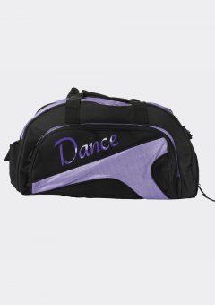 junior duffel bag purple
