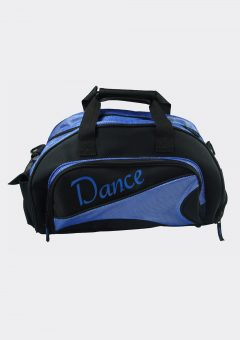 junior duffel bag royal blue