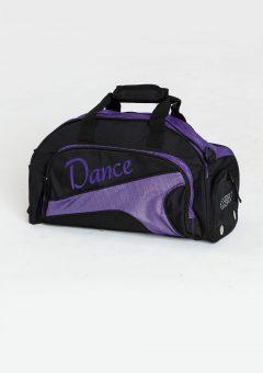 junior duffel bag dark purple
