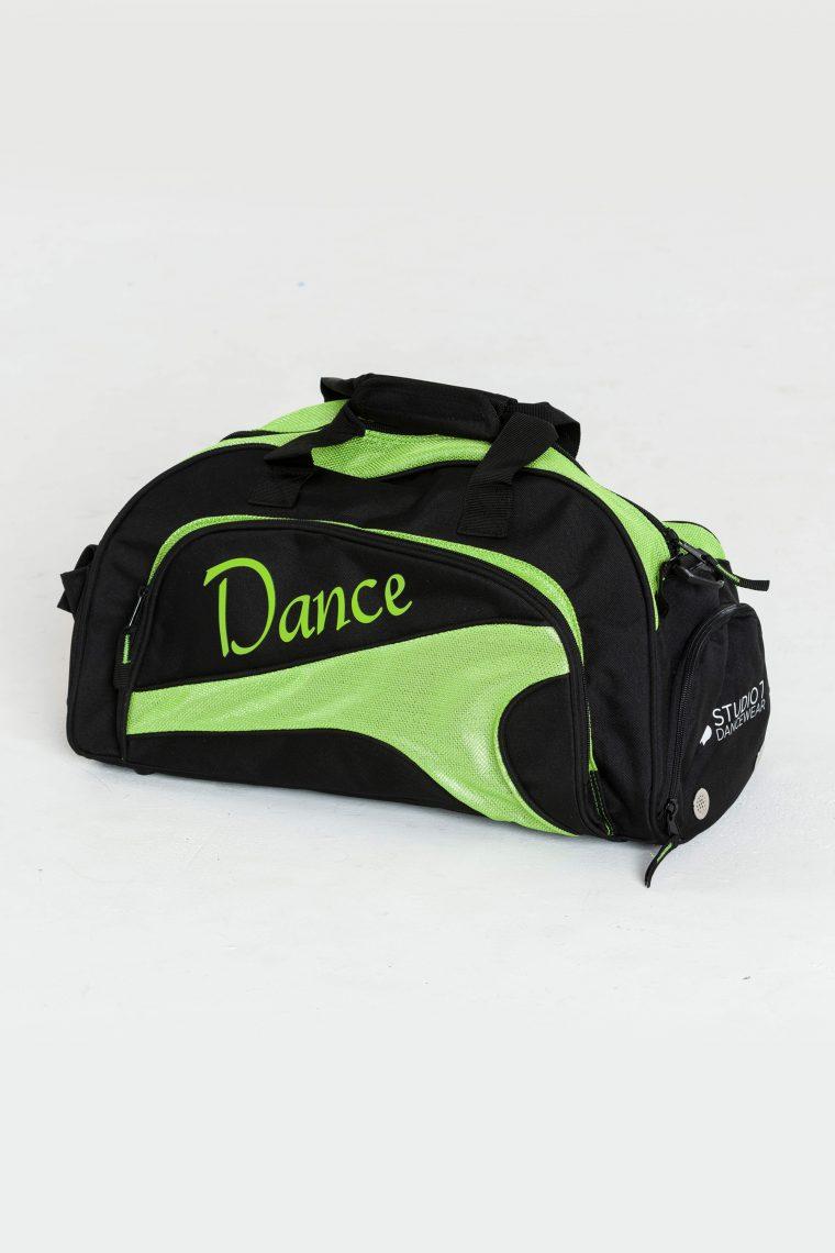 junior duffel bag lime