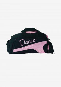 mini duffel bag pale pink