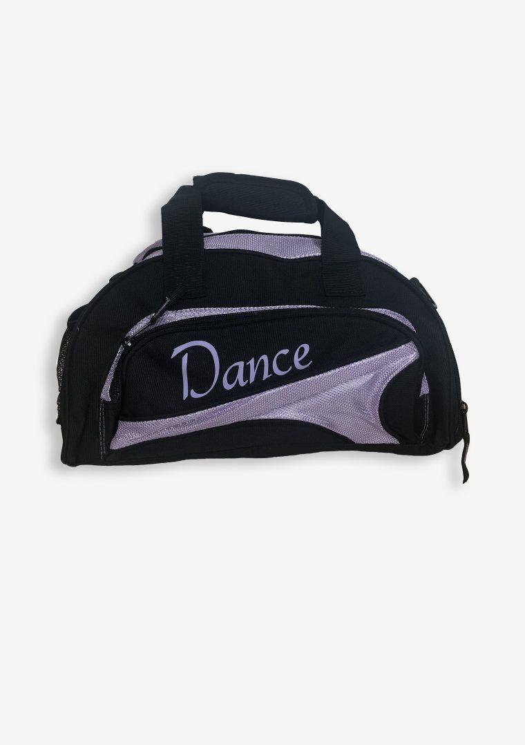 mini duffel lilac