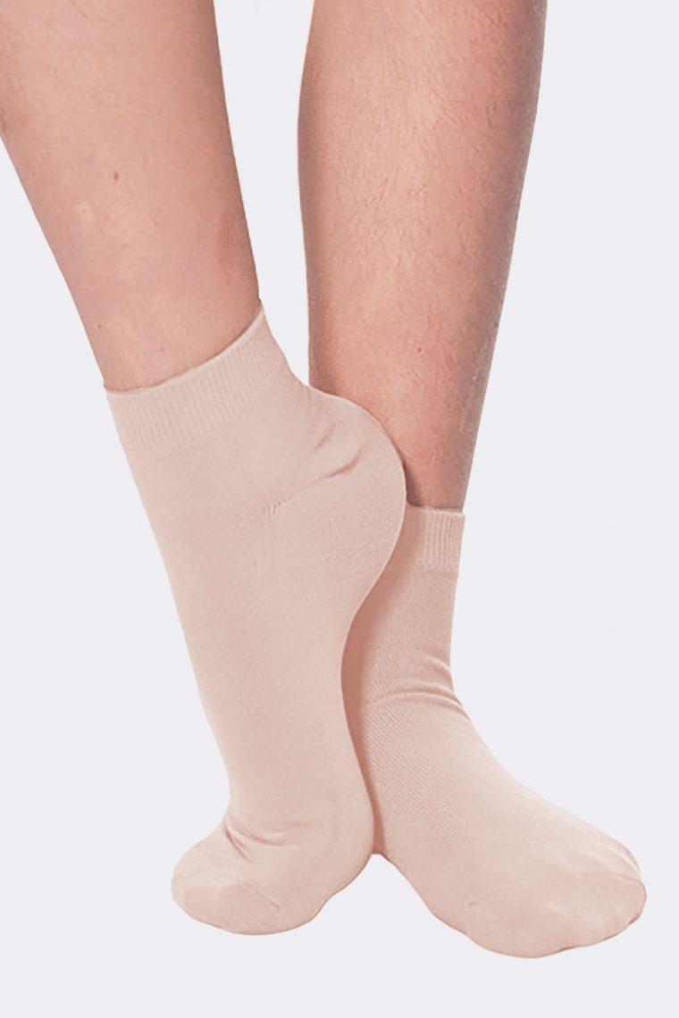 dance socks flesh