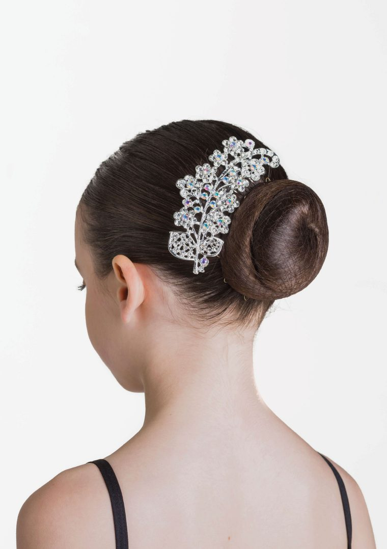 diamond sparkle hair comb