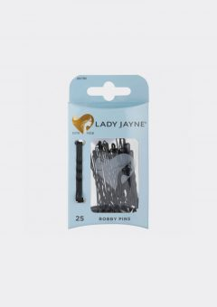 4.5cm bobby pins black