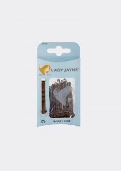 4.5cm bobby pins brown