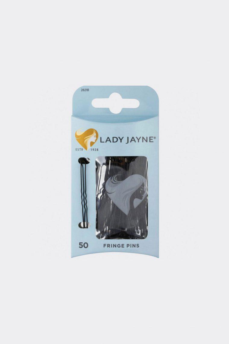 5cm black bobby pins