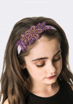 illuminate headband purple