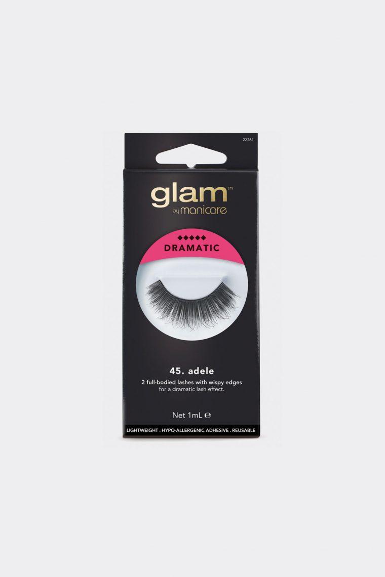glam lash adele