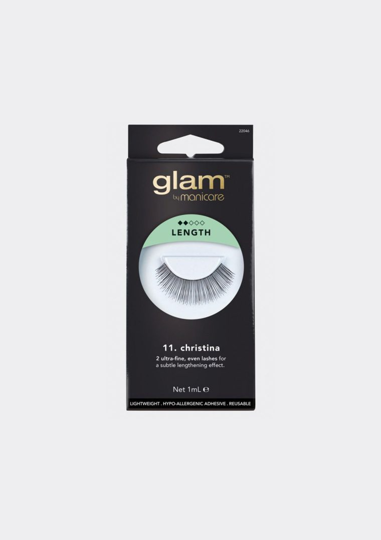 glam lash christina