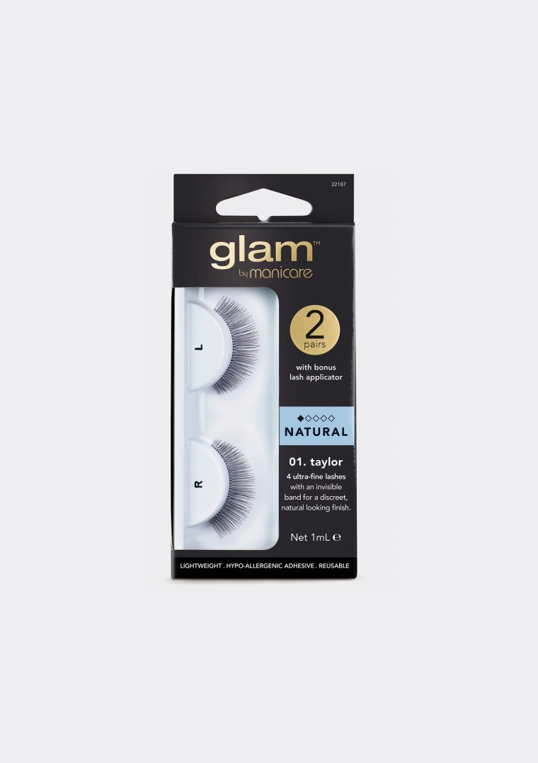 glam lash twin pack