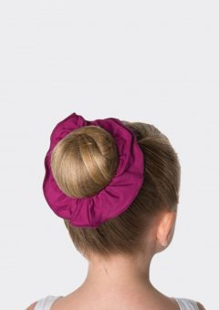 tactel scrunchie boysenberry