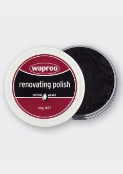 renovating polish black