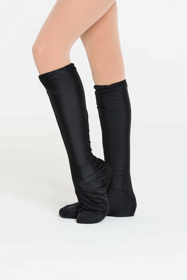 spats black