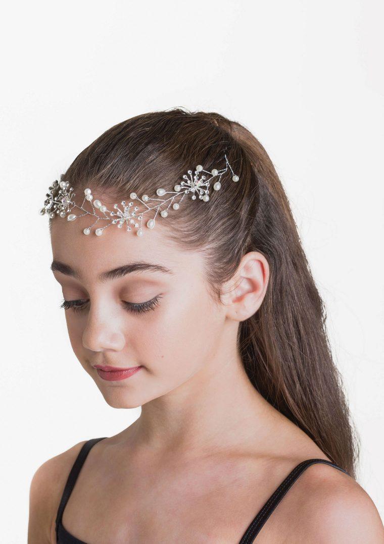 spring sparkle hairpiece