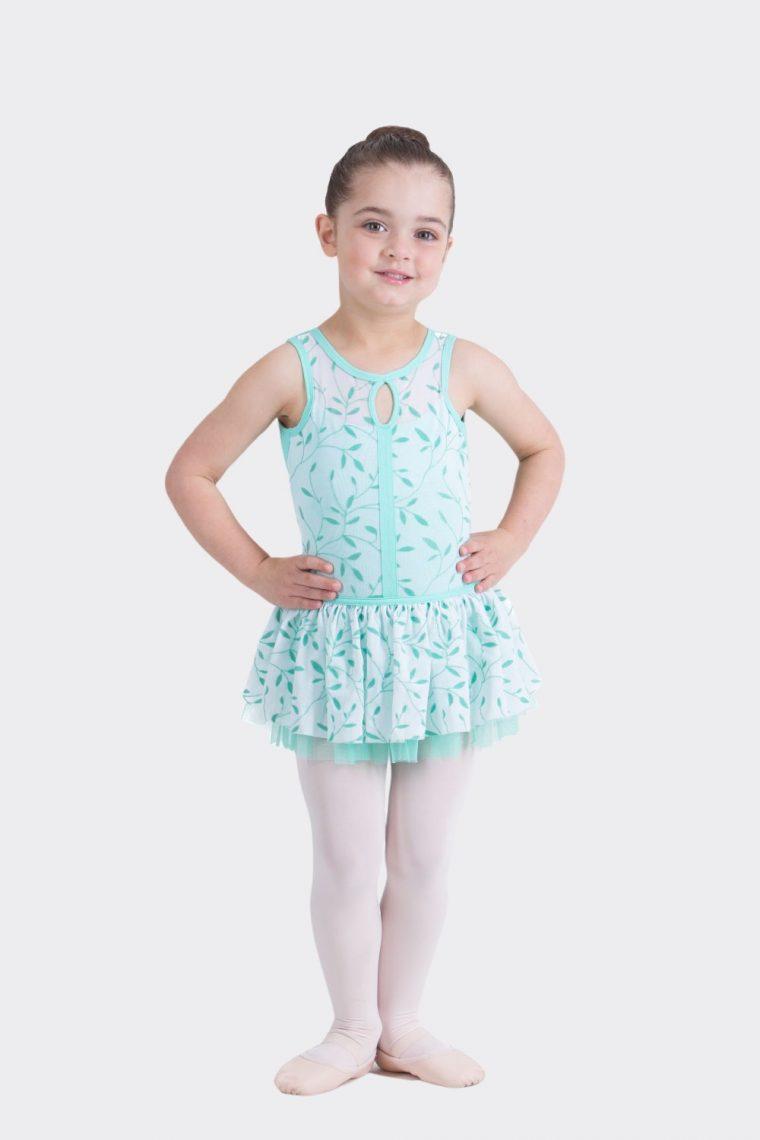 Emily dress mint