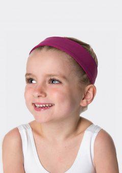 tactel headband boysenberry